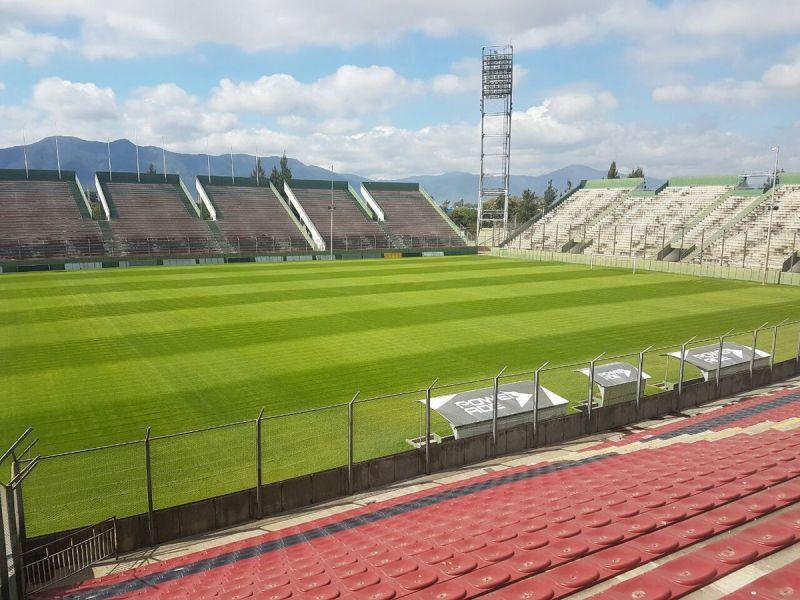 Así luce un renovado estadio mundialista. Foto: Twitter