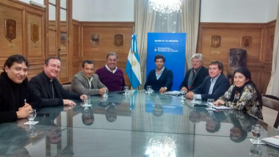 El martes llegar a la soluci n para los bagayeros del for Ministerio del interior argentina