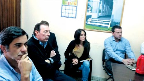 """Participantes de """"Uniendo Municipios"""", primer Encuentro Regional en Moldes."""