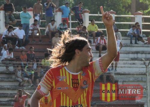 De Pauli, de Mitre. Foto: Gentileza Prensa Mitre