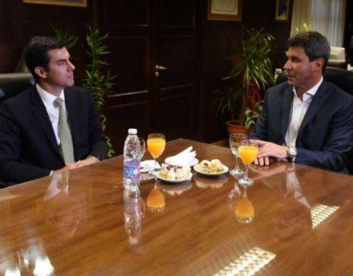 Los mandatarios provinciales se reunieron en San Juan.