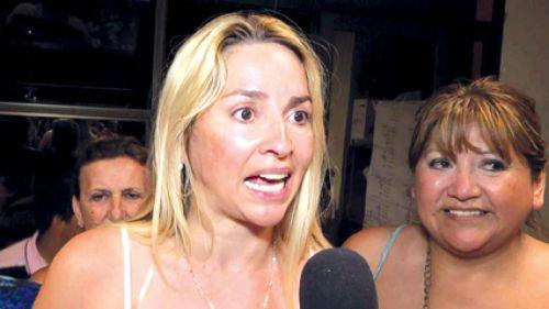 Patricia Argañaraz, titular de ADP, indicó que había acordado con Parodi que las licencias seguían en pié.