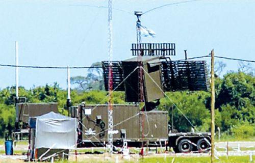 El radar de Mosconi dejó de operar desde el 10 de julio pasado.