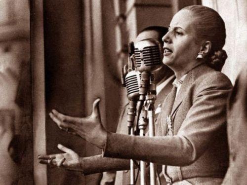 Eva Perón murió el 26 de julio de 1952.
