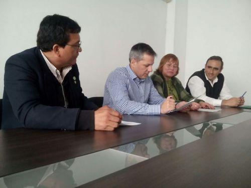 Los trabajadores que se desempeñan en el ámbito de la Secretaría de Niñez y Familia suspendieron por ahora la asamblea.