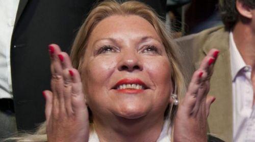 Elisa Carrió y su relación ambivalente con Mauricio Macri.