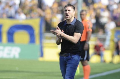 Eduardo Coudet, entrenador de Rosario Central
