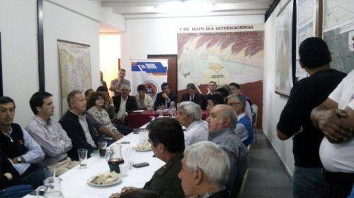 Funcionarios que conforman el Comité de Crisis