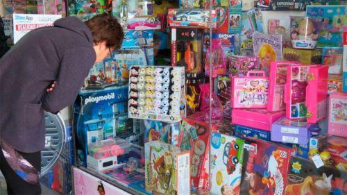 Hasta el momento se hicieron controles en más de 40 jugueterías y se labraron ocho actas de infracción.