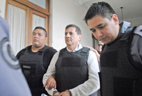 """Raúl Reynoso a quien el juez Julio Bavio considera """"el jefe u organizador de una asociación ilícita""""."""