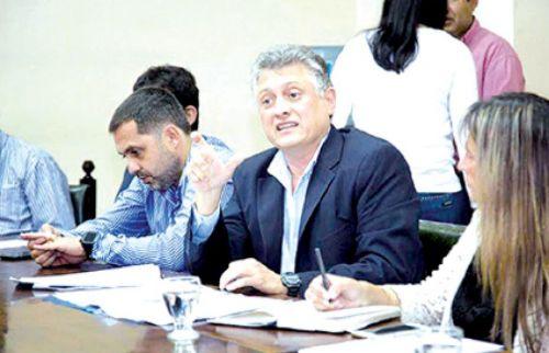 Claudio Mastrandrea afirmó que con la aplicación se podrá conocer cuánto tiempo demorará el colectivo en arribar a la parada.