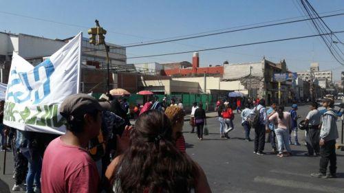 Marcha de la CCC por San Martín
