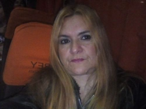 Elena Peña, representante de Salta de la Red de Madres Nacional.