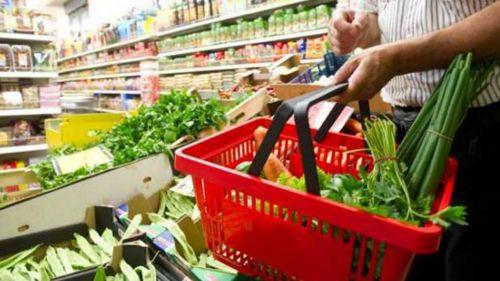 Los principales aumentos son en lácteos y carne y los precios más caros se registran en los supermercados.