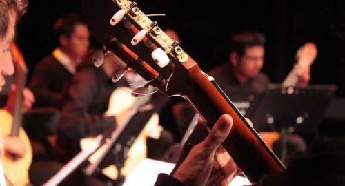 """Convocatoria a músicos de localidades rurales de todas las provincias del país para el concurso """"Las músicas y los territorios""""."""