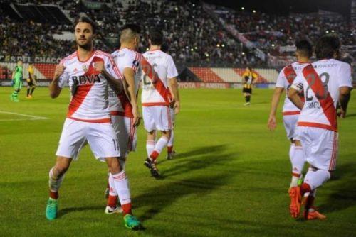 Scocco espera volver a convertir en la Libertadores.