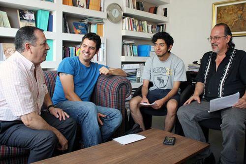 Los ganadores por Salta fueron Ariel Maximiliano Montañez, Santiago Andrés Lofeudo y Alejandro Arroz.