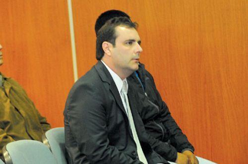 """Francisco Terrón Villagrán. Su abogado dice: """"se pretende llevarlo a su casa con una seguridad que mete miedo""""."""