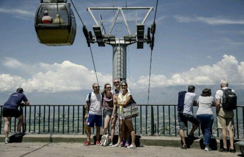 El sábado pasado fue el pico de la ocupación hotelera, indicio de la buena recepción de Salta en el calendario turístico.