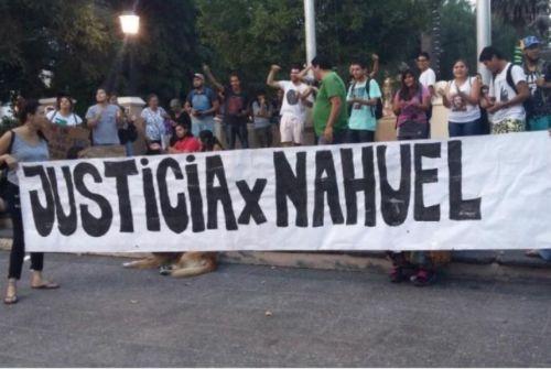 Imagen de una de las marchas pidiendo justicia por el asesinato del joven de Bº Solidaridad