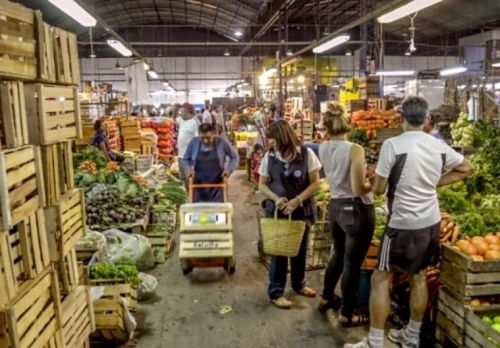 El Cofruthos es uno de los lugares de zona sur dónde se puede encontrar verduras y frutas a buen precio
