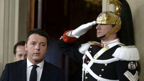 """Mi experiencia de gobierno terminó acá"", afirmó Matteo Renzi"