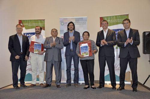 """Seclantás, Chicoana y S.A. de los Cobres reciben el reconocimiento para el programa """"Lugares mágicos"""""""