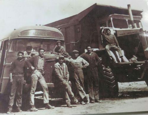 Sacrificados trabajadores azufreros quienes dejaron sus vidas en parajes alejados y olvidados