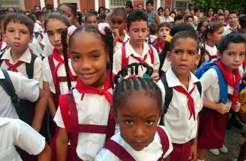 Mediante una red, Cuba ha logrado el objetivo del 0% de desnutrición con medidas que garantizan una canasta básica de alimentos,