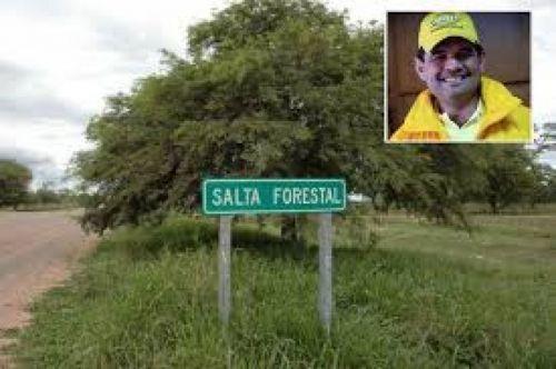 Las tierras fueron explotadas por 16 años por la familia del diputado nacional Olmedo.