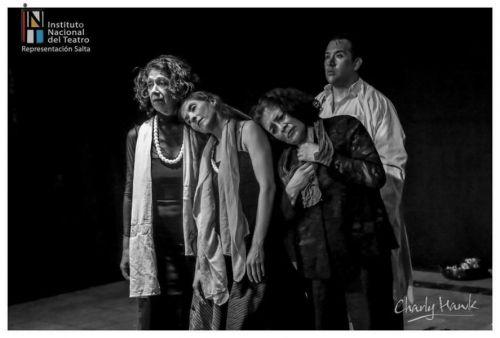 """""""Crónica imposible de un círculo atroz"""" obra teatral sobre los últimos momentos de vida del Dr. Miguel Ragone."""