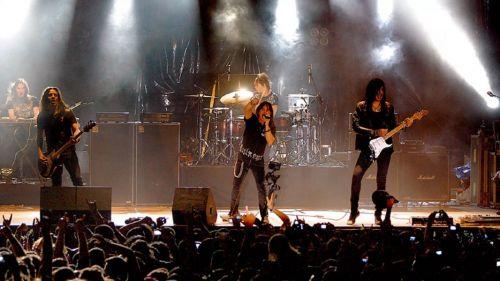 El grupo Rata Blanca después de un par de años vuelve hoy a Salta para tocar en el Teatro Provincial.