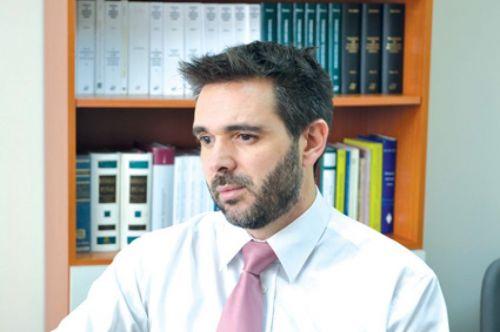 Rodrigo González Miralpeix explicó los pasos que se debe ponerse en marcha ante la presencia de cuerpos esqueletizados.