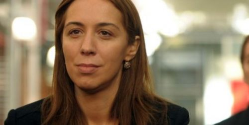 Justicia de La Plata le rechazó a Maria Eugenia Vidal el pago de un premio para docentes que no pararon y los descuentos de quienes pararon.