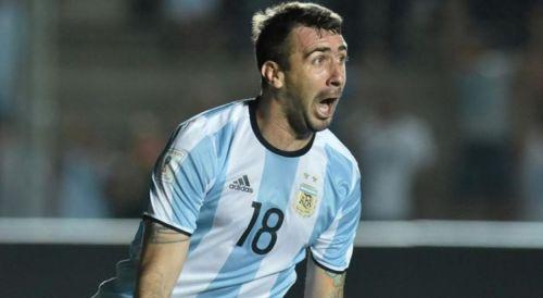 Lucas Pratto, una de las caras que tendrá mañana Argentina.