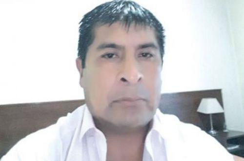 Nelson López, titular del SOEVA Cafayate.