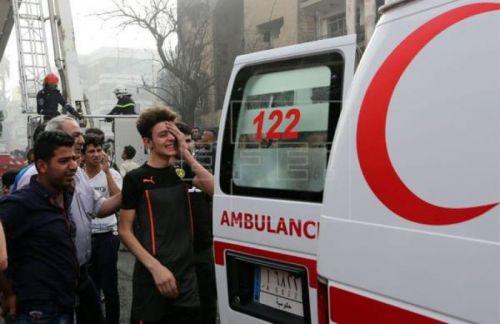 Dolor en Bagdad (Foto Agencia EFE)