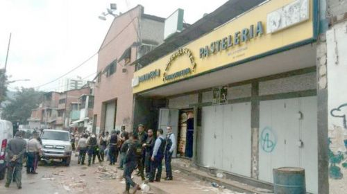 Dos comerciantes integran la lista de once víctimas en los saqueos ocurridos en la escalada de violencia que se registra en Venezuela.
