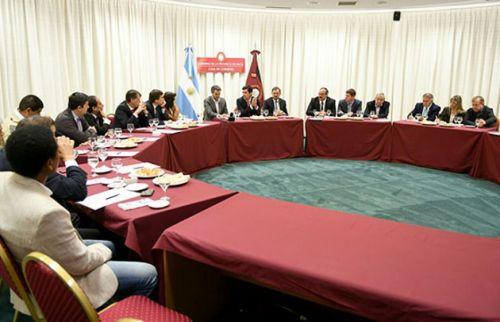 Tras la ronda de diálogo, el Ministerio de Gobierno coordinará las mesas técnicas de trabajo para elaborar proyectos de ley.