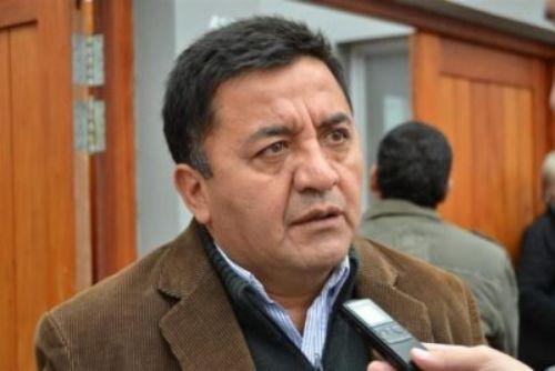 Sergio Ramos, ex intendente de Rosario de Lerma