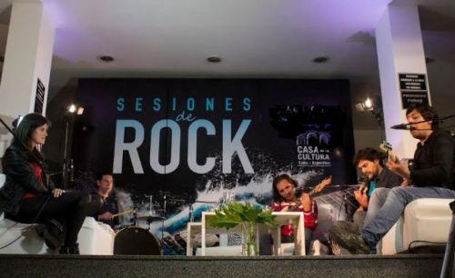 Perro Ciego se presenta el viernes 26 de mayo en el ciclo Sesiones de Rock en la Casa de la Cultura.