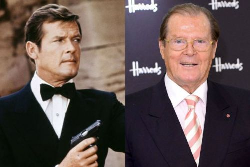 En1985 Moore se despidió de Bond para hacer filmes menos conocidos, pero años después inició su trabajo con UNICEF.