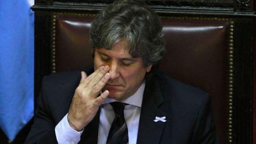 Amado Boudou, será el primer ex vicepresidente que va a juicio en la historia argentina.