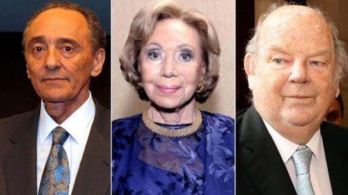 Héctor Magnetto, Bartolomé Mitre y Ernestina Herrera de Noble, sobreseídos por los jueces Jorge Luis Ballestero y Leopoldo Bruglia.