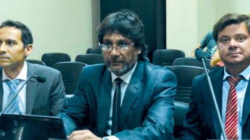 Fiscales generales Carlos Amad y Francisco Snopek.