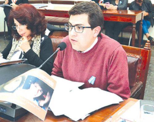 Concejal Ignacio González (Primero Salta) dijo que se termina un proceso que significó el análisis de todos los expedientes.
