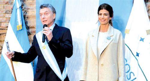 Macri junto a Juliana Awada, dijo que su gira por Dubai, China y Japón fue una ratificación de la confianza que está generando el país.