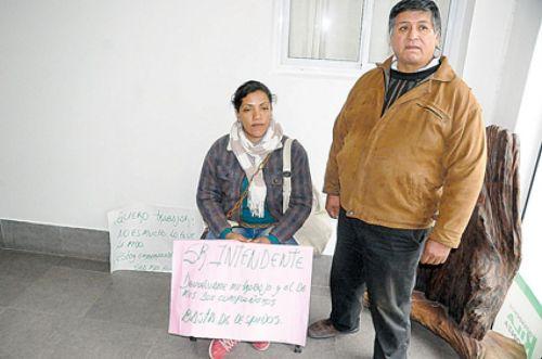Ramona Cabezas está embarazada y sufre el despido por segunda, sin aviso previo ni motivo aparente.
