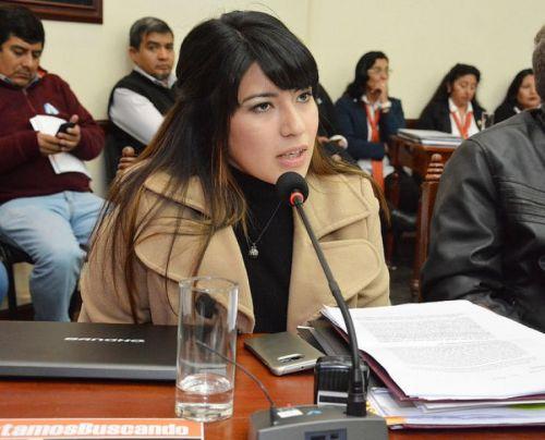 La concejal Lihue Figueroa preside el nuevo FPV, bloque político en el Concejo Deliberante