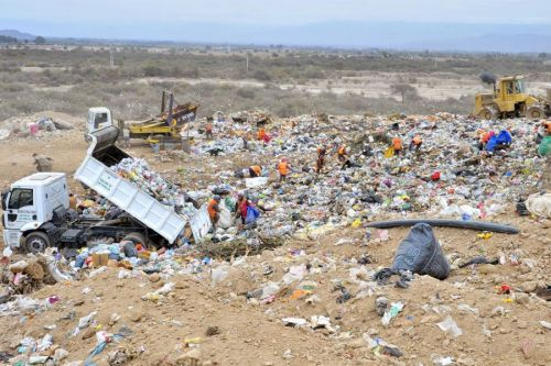 Avanza las denuncias sobre contaminación en el Vertedero que realizó el Partido Obrero.